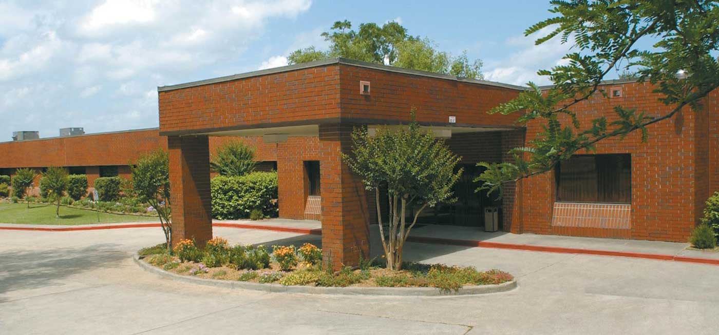 Gulfport Behavioral Health System exterior