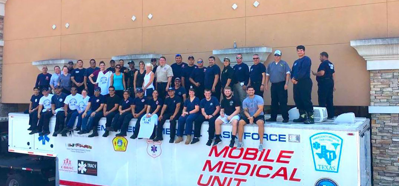 Mobile Medical Unit South Texas Health System