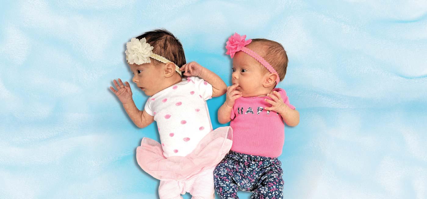Garza twins