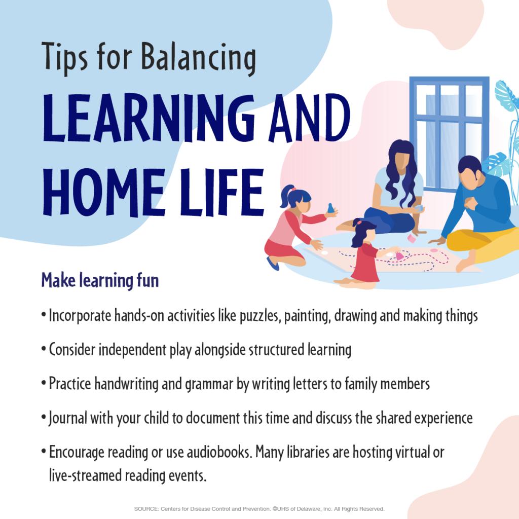 Work/Life balance: make learning fun