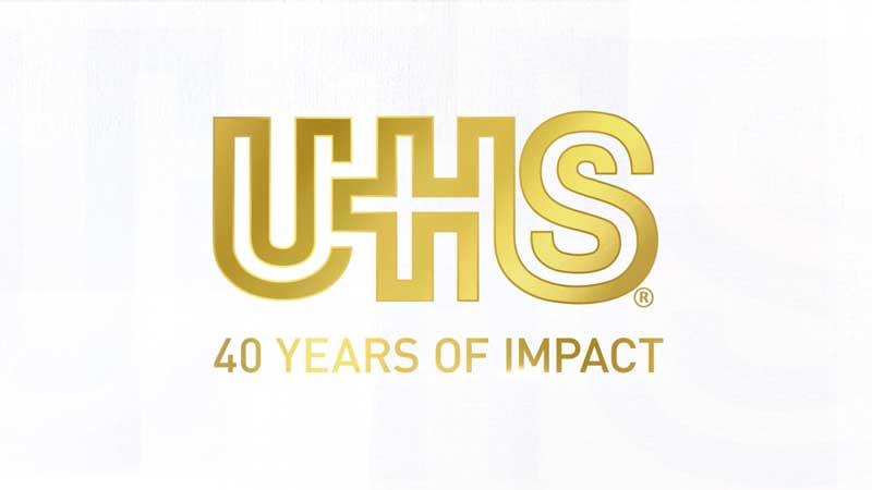 UHS 40 years of impact