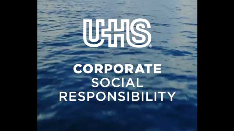 UHS Corporate Social Responsibility